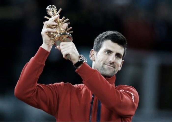 El ATP de Madrid tiene un nuevo campeón