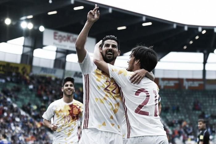 Le Furie Rosse superano la Bosnia in amichevole: 3-1 con un super Nolito
