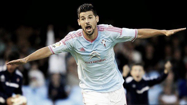 Who is Arsenal target Nolito?