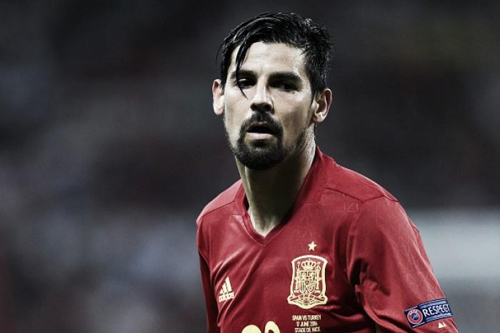 """Atacante Nolito nega qualquer acordo com Manchester City: """"Não assinei com eles"""""""