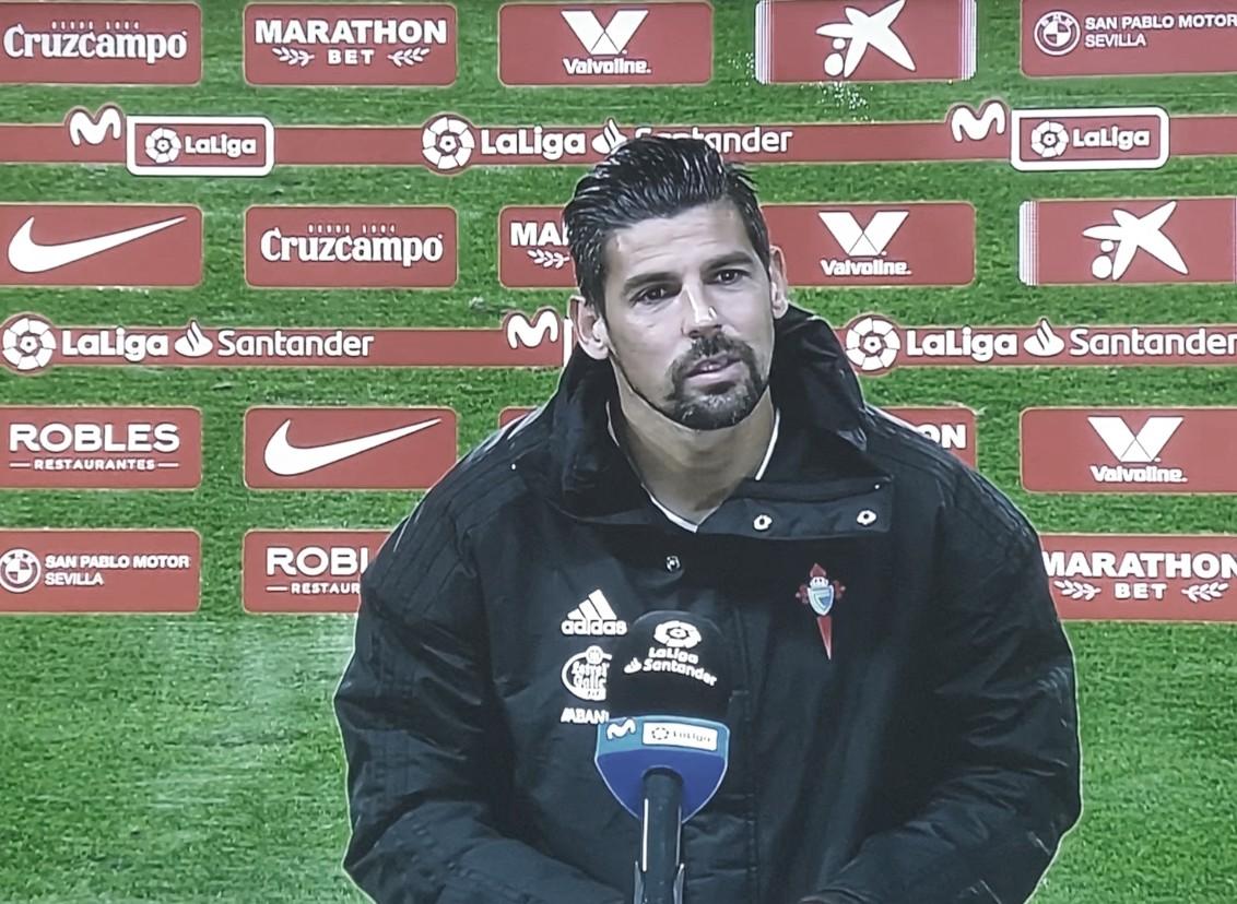 """Nolito: """"Hay que seguir, que esto es fútbol"""""""