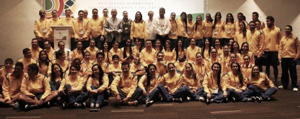 """Lista la """"armada"""" colombiana que competirá en Toronto 2015"""
