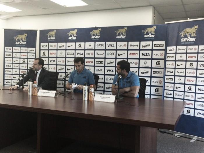 Punto de partida: Los Pumas 7´s, con plantel designado para Río 2016