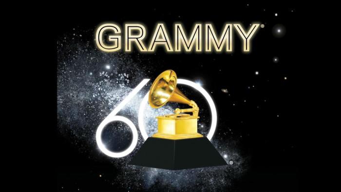 Nominaciones a los Grammy 2018