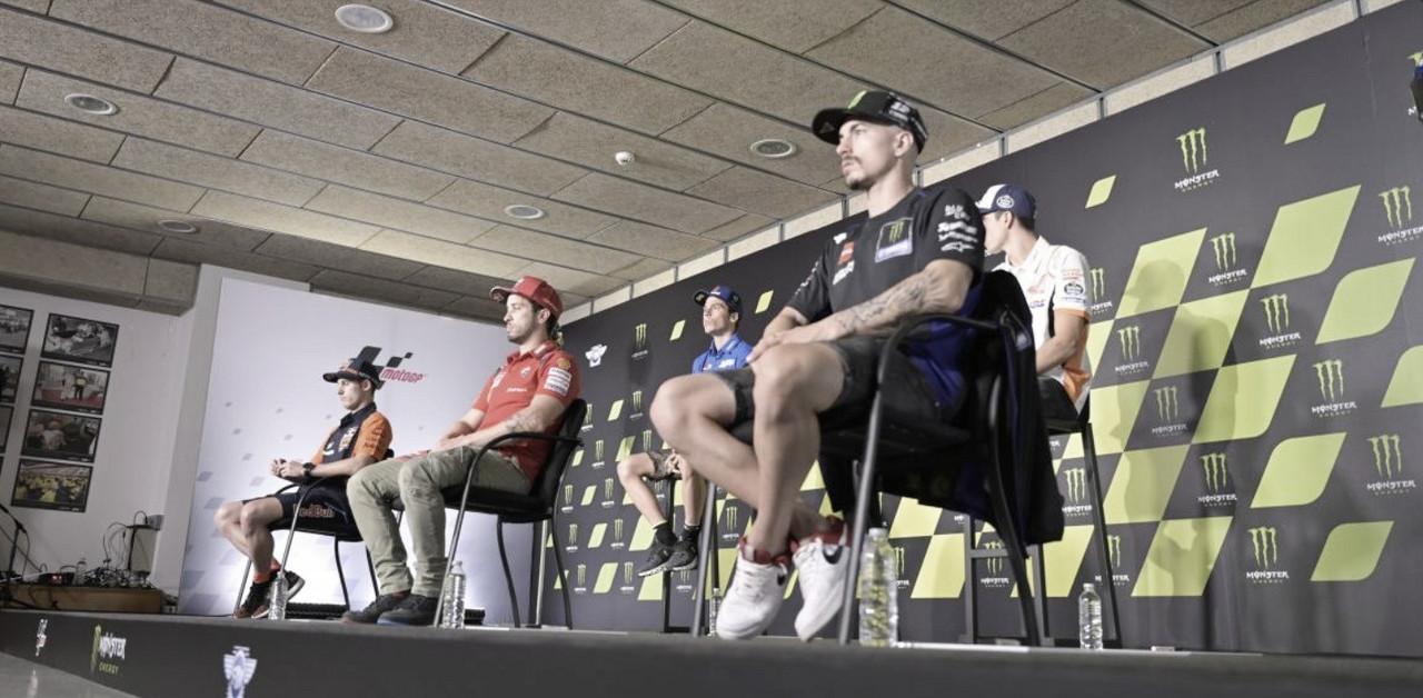 Rueda de prensa del GP de Cataluña 2020