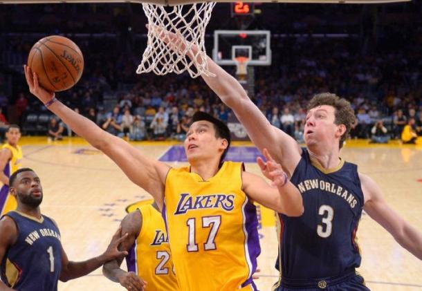 New Orleans Pelicans Blowout Los Angeles Lakers 92e058e05