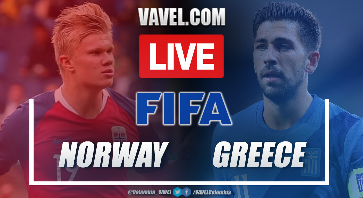 Goals and Highlights: Norway (1-2) Greece in Friendly Game 2021