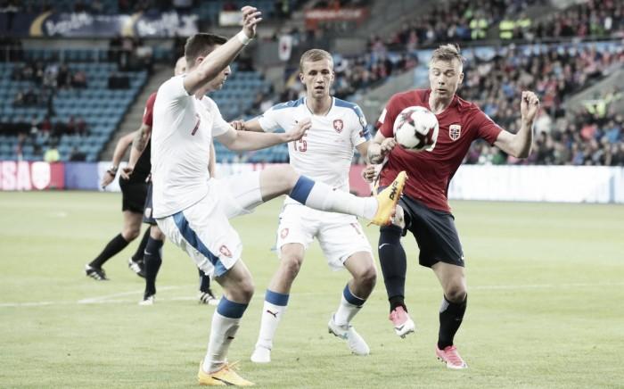 Qualificazioni Russia 2018 - Vola il Montenegro, passa la Slovacchia. Pari per la Repubblica Ceca