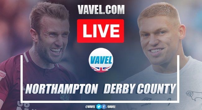 Northampton Town vs Derby County: Live Stream and Score Updates (0-0)