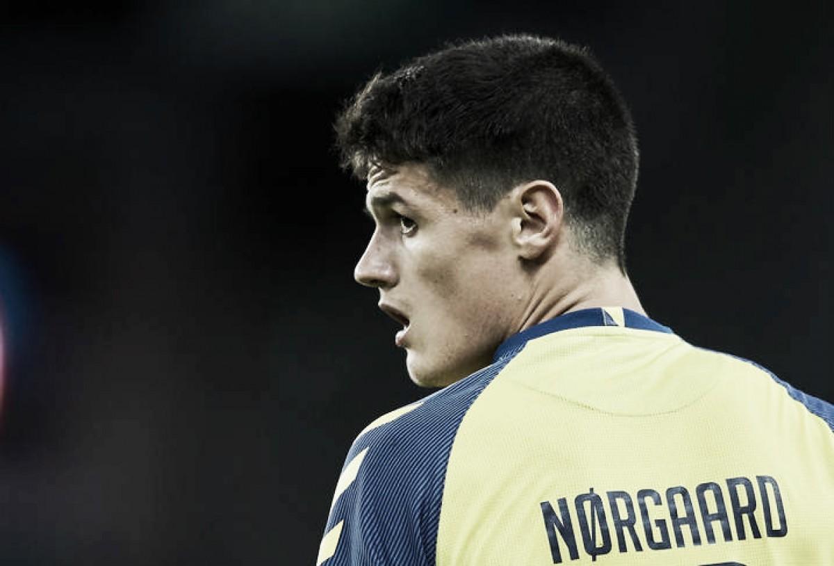 Fiorentina anuncia contratação de meia dinamarquês Christian Nørgaard