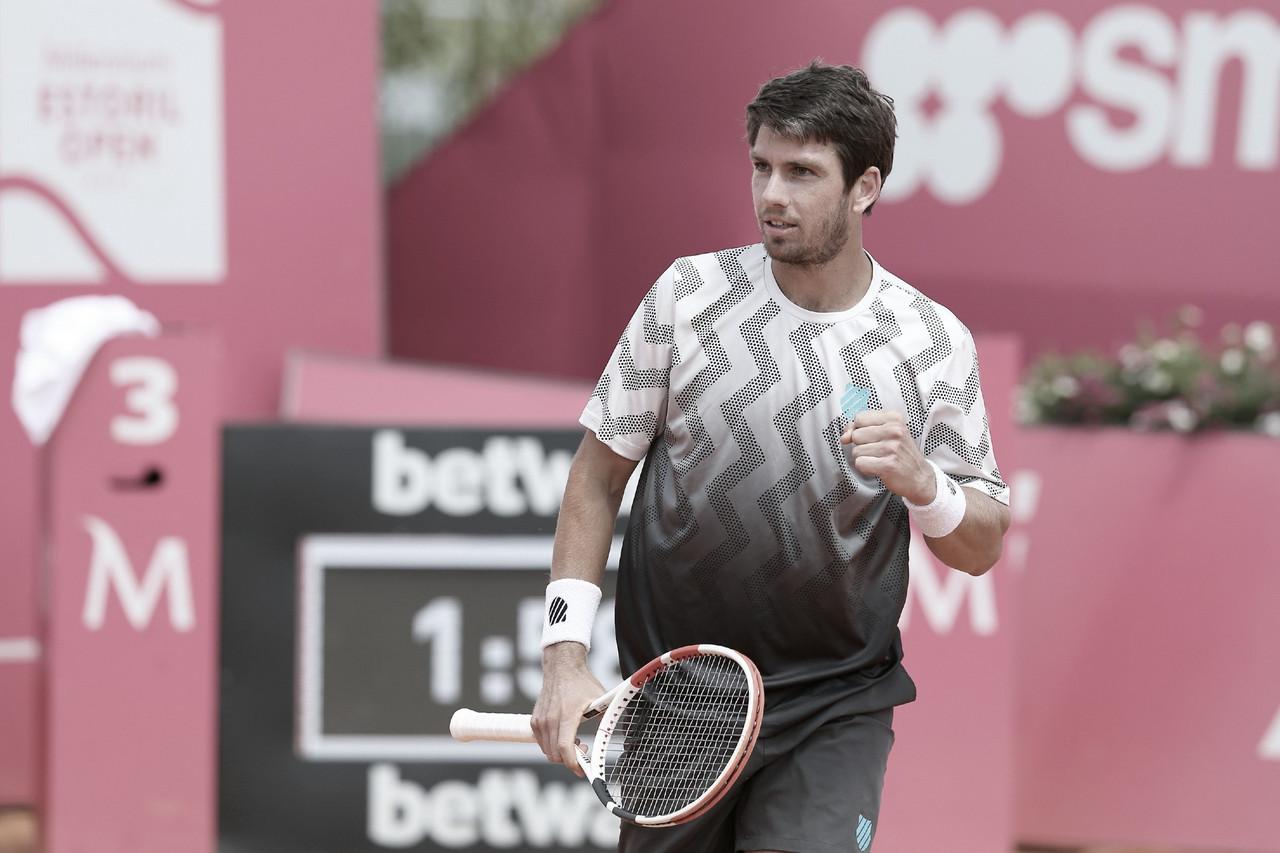 Norrie derruba Cilic em dois sets e está na final do ATP 250 de Estoril
