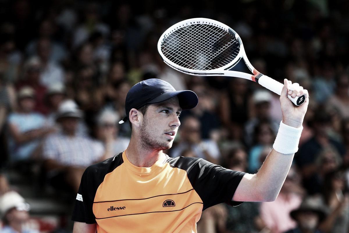 Norrie supera Struff em três sets e avança à decisão do ATP 250 de Auckland