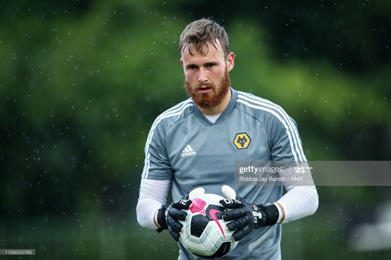 Burnley sign goalkeeper Will Norris