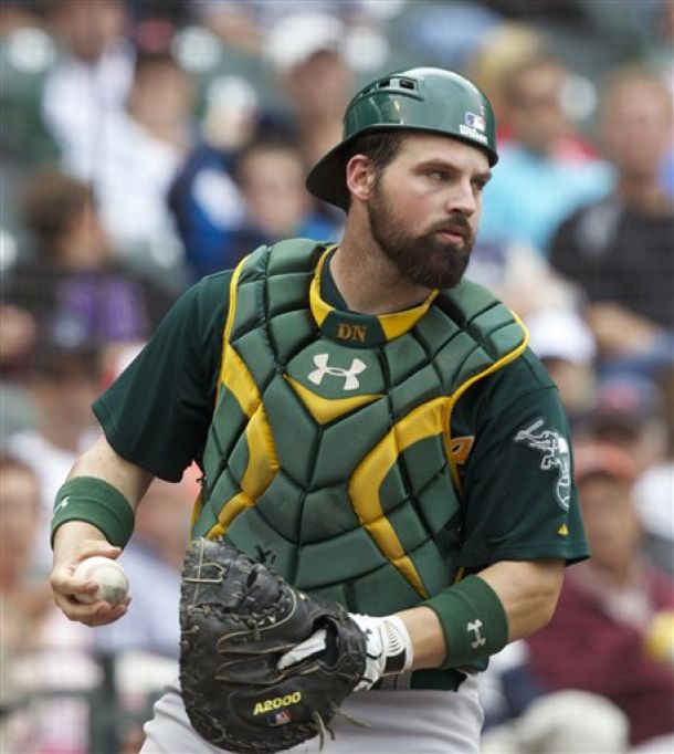 Padres Acquire Derek Norris From The A's