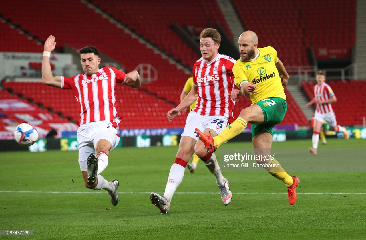 Norwich City vs Stoke City preview: How to watch, kick-off time, predicted lineups and ones to watch