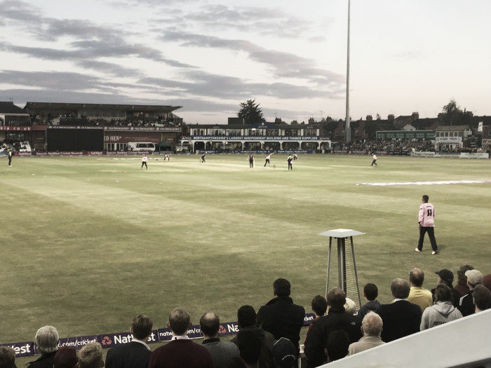 Northants show their steel to reach Twenty20 Finals Day