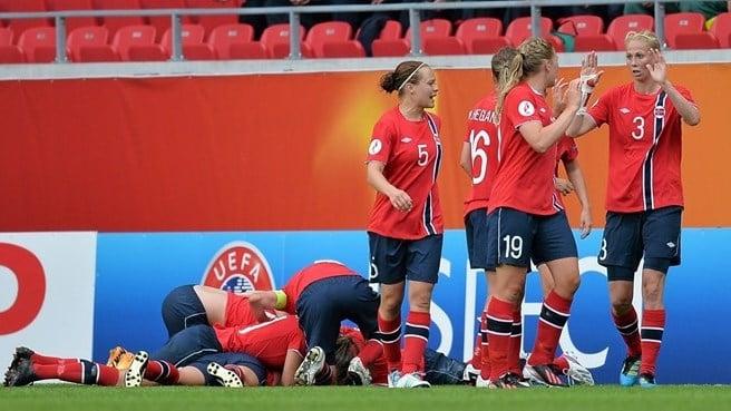 La Norvège dans la douleur