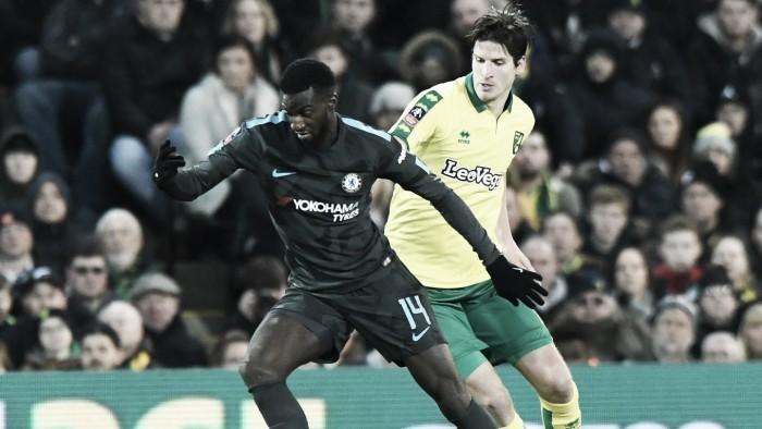 Resultado Chelsea 1-1 Norwich (5-3 en penaltis) en FA Cup 2018