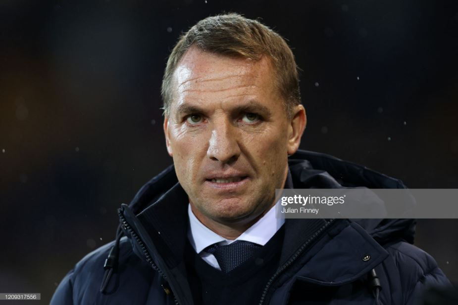 Leicester City 'didn't show enough quality' against Norwich states Brendan Rodgers