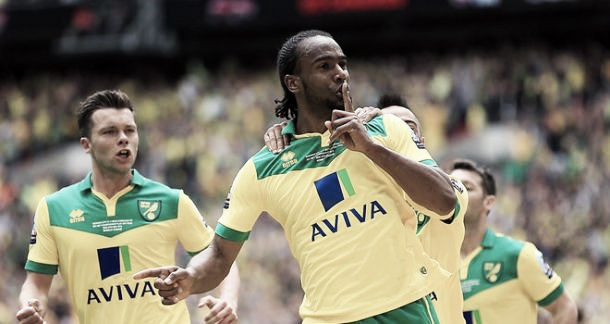Norwich City 2-0 Middlesbrough: Early goals seal instant Premier League return for Canaries