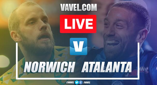 Goals and Highlights: Norwich City 1-4 Atalanta, 2019 Friendly Match