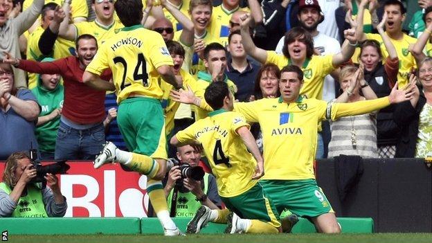El Aston Villa cierra su particular annus horribilis con una derrota frente al milagroso Norwich