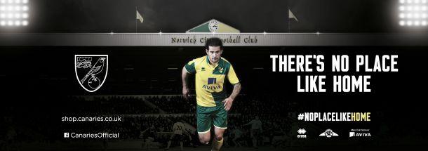 El Norwich presenta su primera equipación