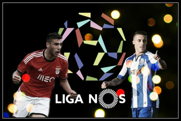 Liga NOS 2014/2015 - Uma luta a dois