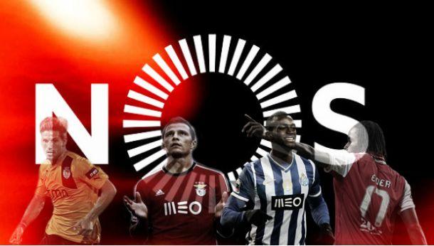 NOS vai patrocinar Primeira Liga portuguesa