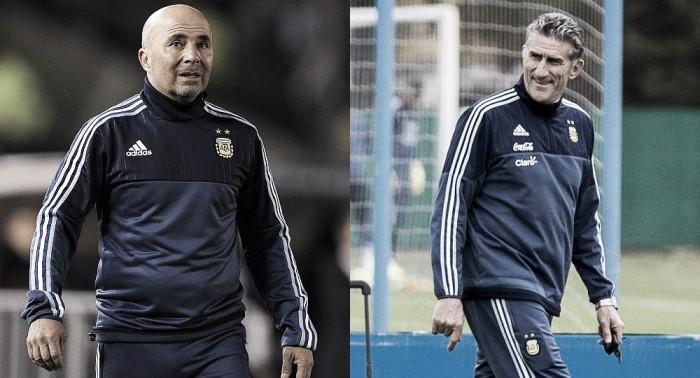 Anuario Selección Argentina VAVEL 2017: Bauza y Sampaoli, el yin y el yang
