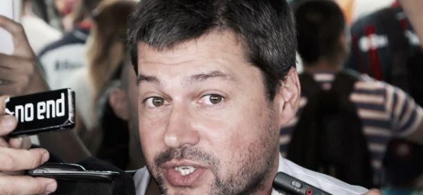 """Matías Lammens: """"Las declaraciones de Macri favorecieron la vuelta a Boedo"""""""