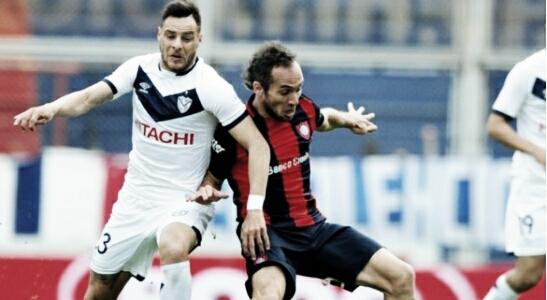 Vélez y San Lorenzo jugarán el lunes