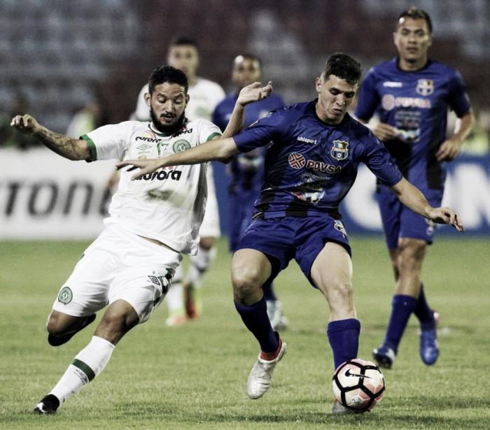 Zulia FC no pudo contra el Chapecoense