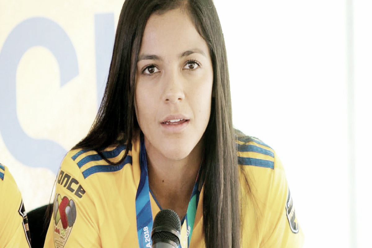 "Cristina Ferral: ""Somos un gran equipo"""