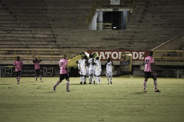 Deportes Tolima ganó, gustó y goleó
