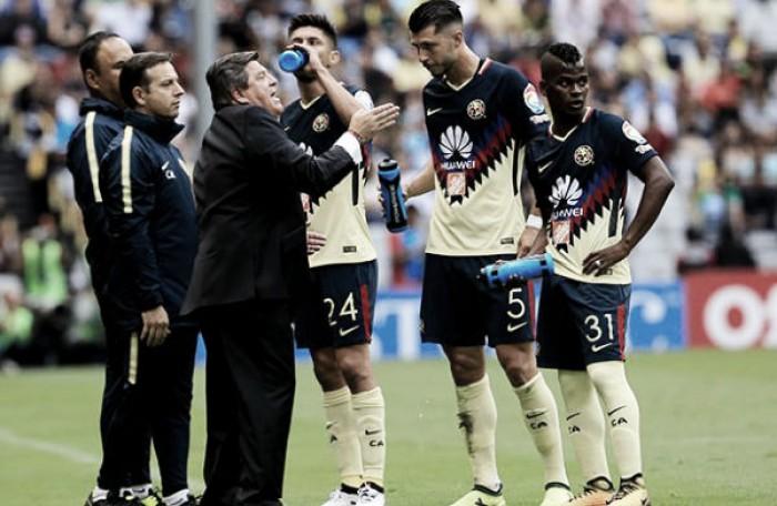 """Miguel Herrera: """"No estamos jugando como quisiéramos"""""""