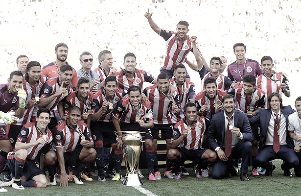 Chivas vs Veracruz, la conquista de la Supercopa MX