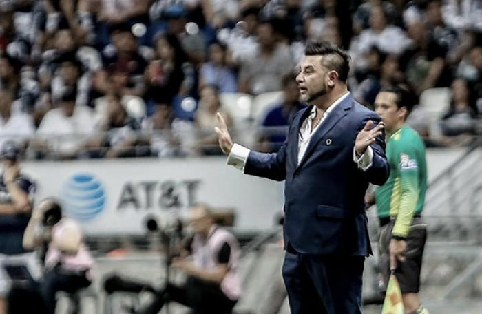 """Antonio Mohamed: """"Quiero levantar un trofeo con Monterrey, es casi como una obsesión para mi"""""""