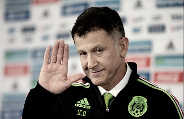 """Juan Carlos Osorio: """"En el proceso, el equipo se fortalece"""""""