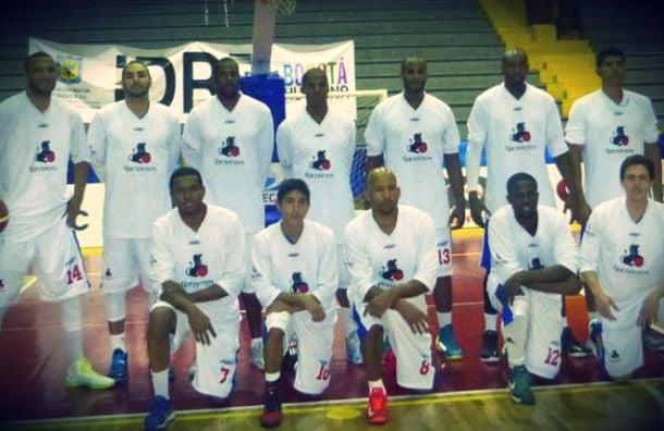 Guerreros de Bogotá representará a Colombia en la Copa Euroamericana de baloncesto