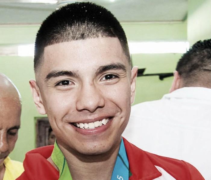 Boxeadores Velázquez y Romero, contentos por haber estado en Río 2016