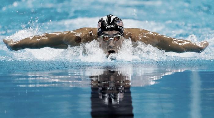 Río 2016: Michael Phelps escribe la historia de los Juegos Olímpicos