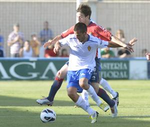 Derrota del Zaragoza ante Osasuna (1-0)