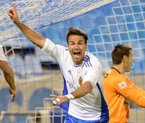 Fran González aventaja al Real Zaragoza B