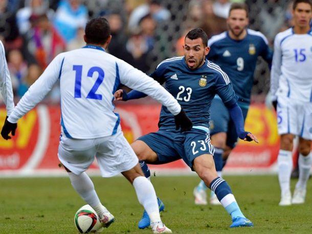Argentina 2 - El Salvador 0: el análisis