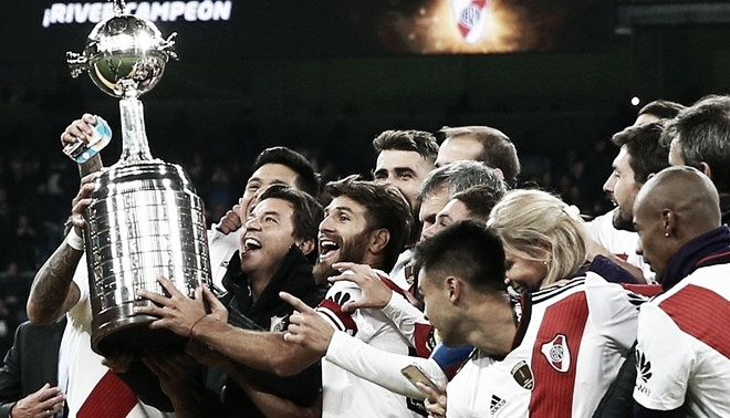 Edición retro. Copa Libertadores 2018: conquistó América y Madrid