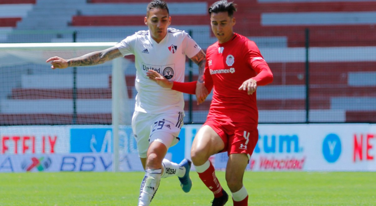 Previa Atlas - Toluca: ambos equipos necesitados de puntos
