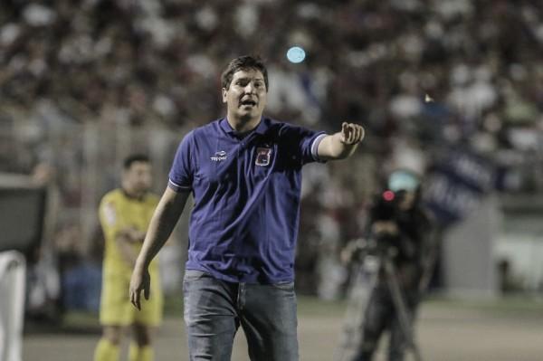 Após derrota para Ponte, Matheus Costa aposta em sequência como mandante para recuperar o Paraná