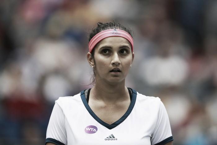 Sania Mirza no competirá en el Open de Australia por lesión