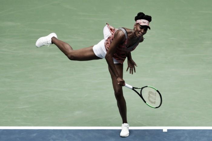 Venus impone su ritmo ante la joven Dodin